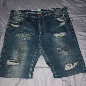 Men's Jordan Craig distressed Jeans